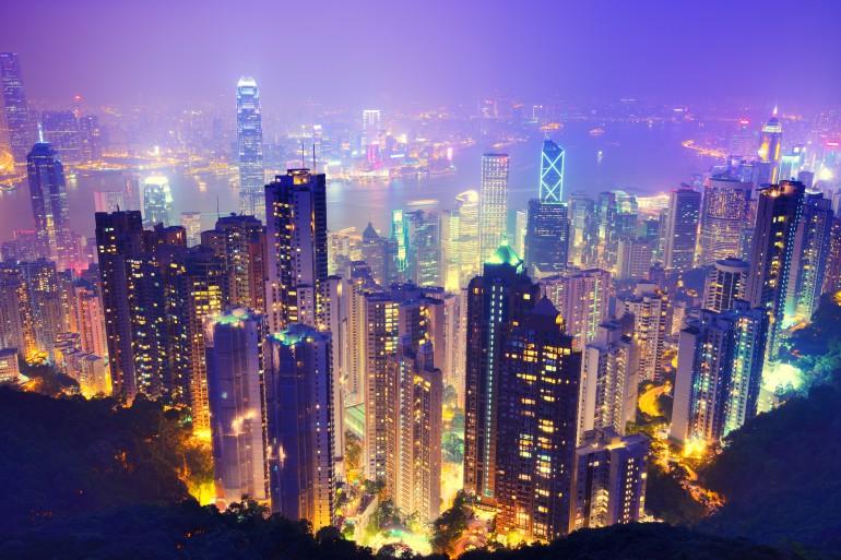 Hong Kong image 1