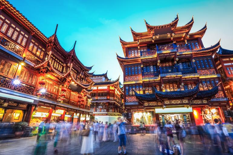 Shanghai image 1