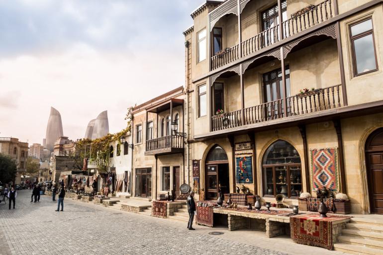 Baku image 2
