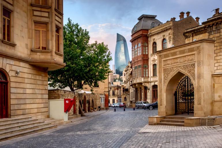 Baku image 1
