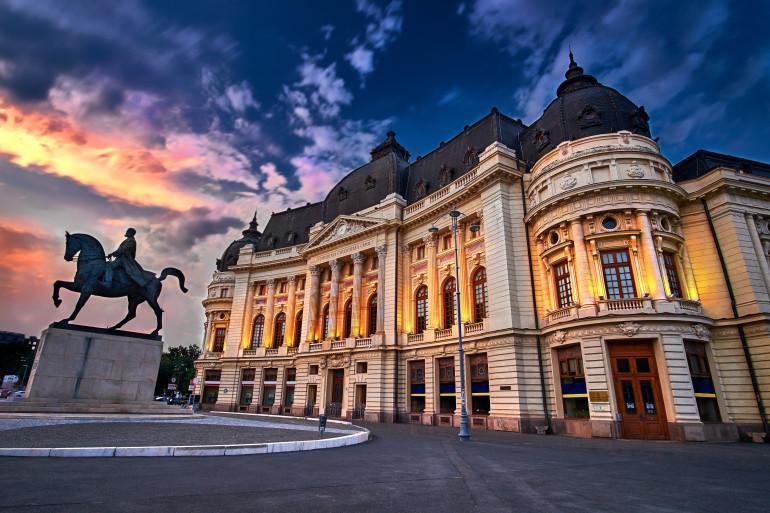Bucharest image 1