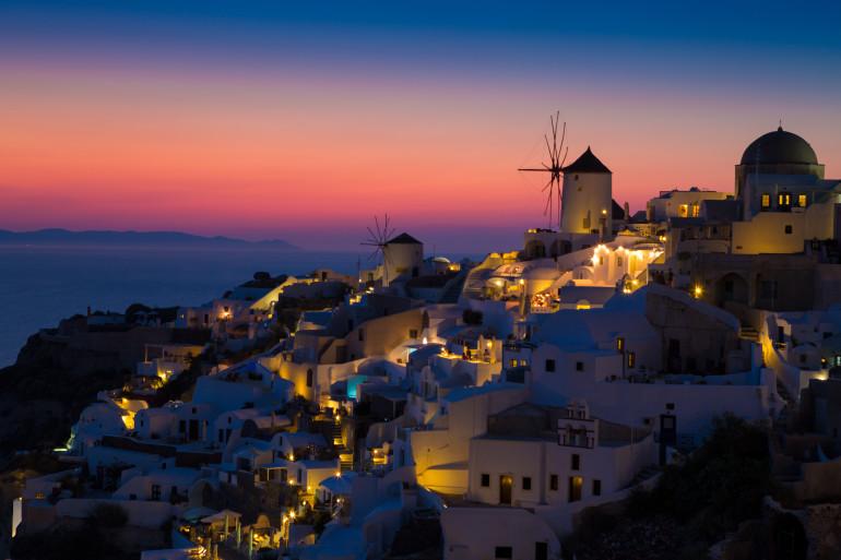 Santorini image 7